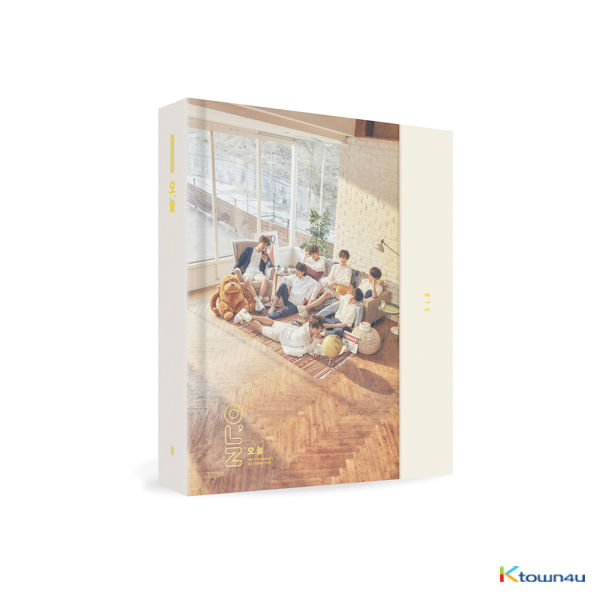 [Not for Sale] [Photobook] BTS - 2018 BTS EXHIBITION BOOK [오,늘] (Only ship out Album / Not include poster, special gift)