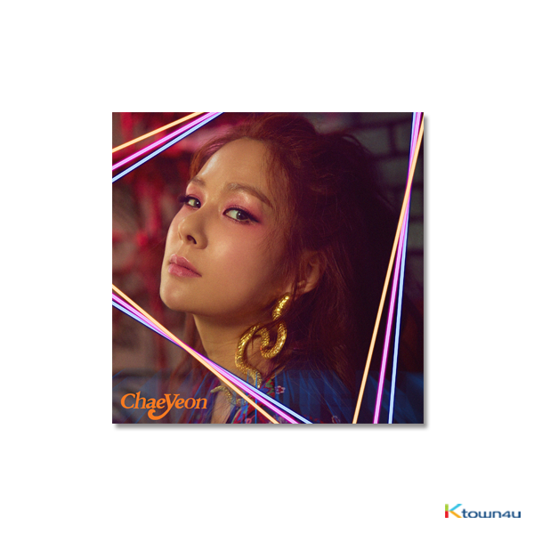 CHAE YEON - Single Album [BAZZAYA CHAEYEON]