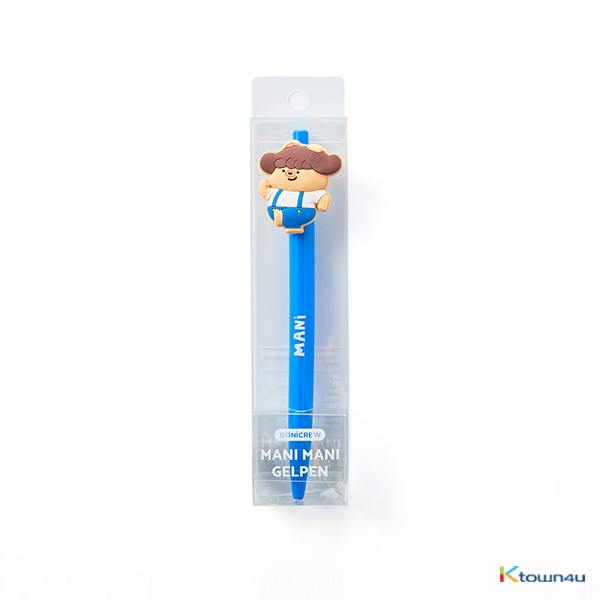 [BONICREW] My Secret Terrius So Ji Sub - Mani Gel Pen (Blue)