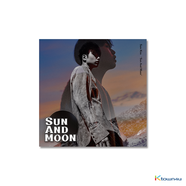 SAM KIM - Album Vol.1 [Sun And Moon]