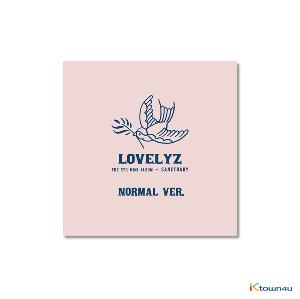 Lovelyz - Mini Album Vol.5 [SANCTUARY] (Normal Edition)