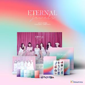 Apink - 2019 シーズングリーティング SEASON'S GREETING [ETERNAL JEWELS]