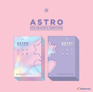 [SET] ASTRO - 2019 SEASON'S GREETING (SUNNY DAY Ver. + HOLIDAY Ver.)