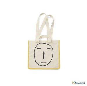 [SKULLHONG] POKER FACE ECO BAG [18SS] エコーバッグ