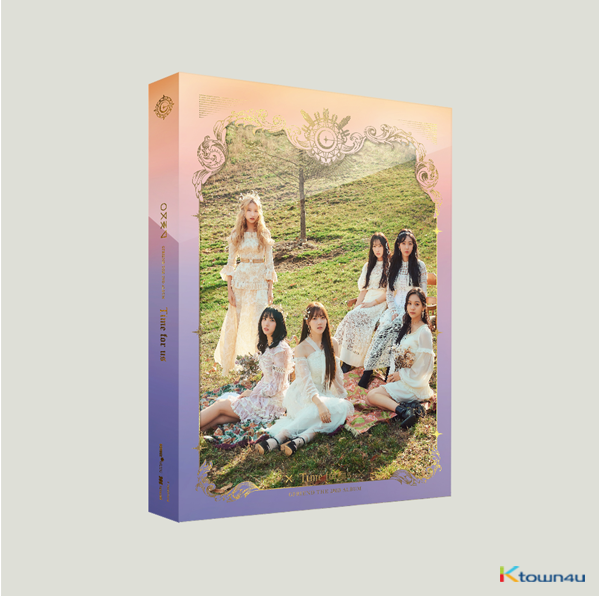 GFRIEND - アルバム Vol.2 [Time for us] (Daybreak Ver.) (second press)