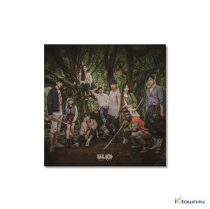 Dunia : into a new world O.S.T LP Limtted Edition - MBC Drama (U-Know Yun Ho, Jeong Hye Seong)