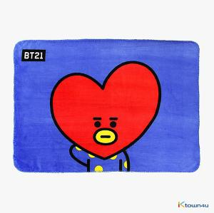 [BT21] BLANKET : TATA (*Order can be canceled cause of early out of stock)