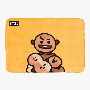 [BT21] BLANKET : SHOOKY (*Order can be canceled cause of early out of stock)