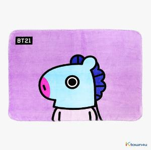 [BT21] BLANKET : MANG (*Order can be canceled cause of early out of stock)