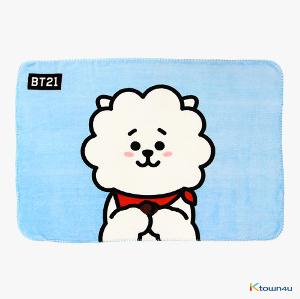 [BT21] BLANKET : RJ (*Order can be canceled cause of early out of stock)
