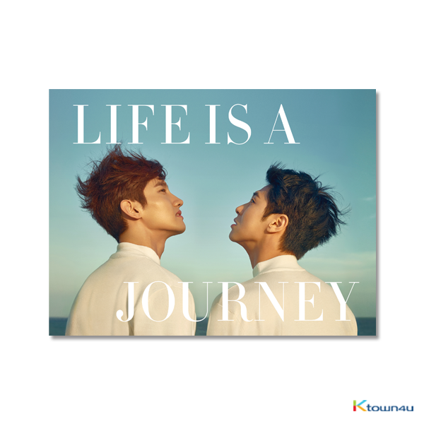 [フォトブック] TVXQ - LIFE IS A JOURNEY