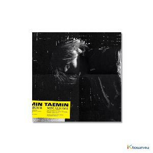 SHINEE : TAEMIN - ミニアルバム 2集 [WANT] (Random ver) (Kihno Album)
