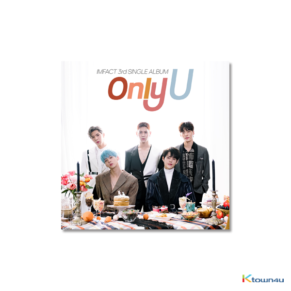 IMFACT - シングルアルバム 3集 [Only U]