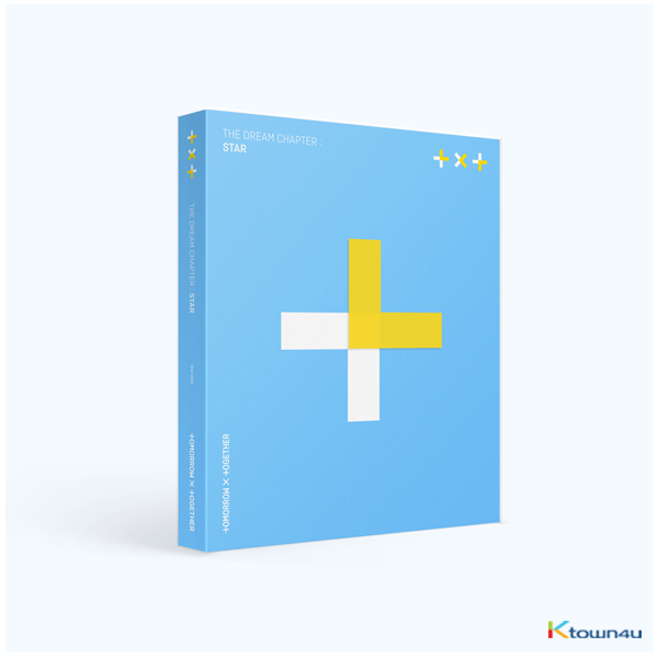 TXT(TOMORROW X TOGETHER) - Debut Album [The Dream Chapter : STAR]