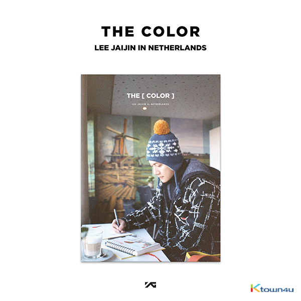 [フォトブック&DVD] SECHSKIES : LEEJAIJIN - [THE COLOR] LEE JAIJIN in NETHERLANDS (DRAWINGバージョン)