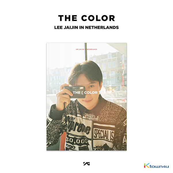 [フォトブック&DVD] SECHSKIES : LEEJAIJIN - [THE COLOR] LEE JAIJIN in NETHERLANDS (CAMERAバージョン)