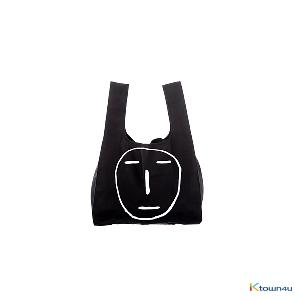 [SKULLHONG] POKER FACE MARKET BAG [19SS]