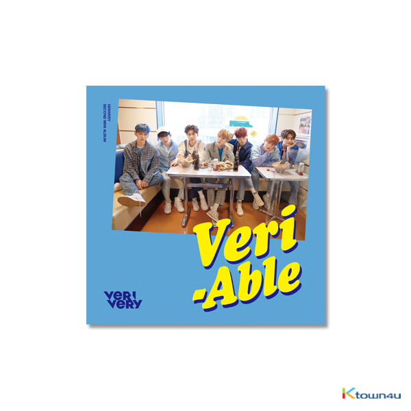 VERIVERY - ミニアルバム 2集 [VERI-ABLE] (Official Ver.)