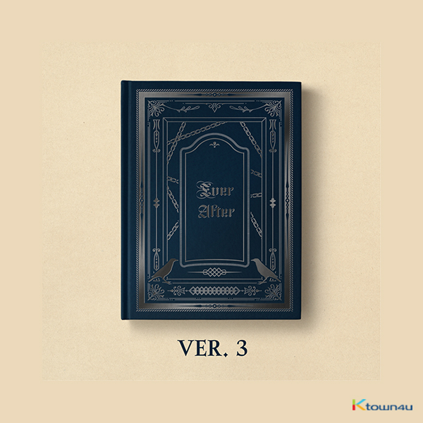 NU'EST - ミニアルバム 6集 [Happily Ever After] (Ver.3)