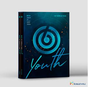 [DVD/ 韓国盤] DAY6(デイシックス) - DAY6 1ST WORLD TOUR 'Youth' DVD