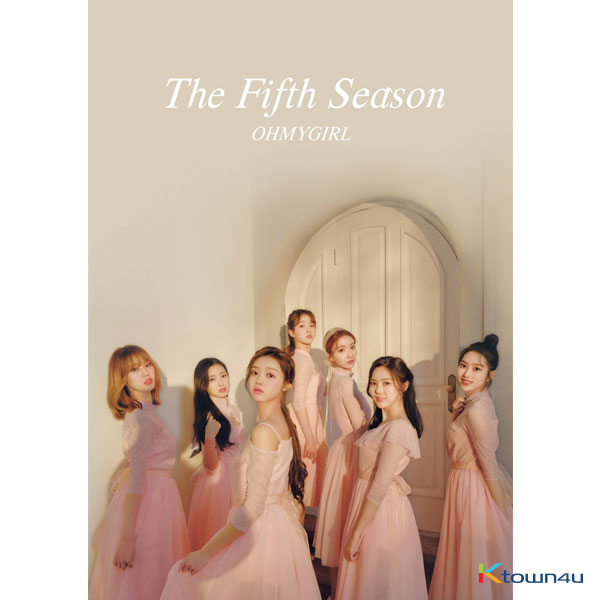 OH MY GIRL - 正規アルバム 1集 [THE FIFTH SEASON] (PHOTOGRAPHY COVER Ver.)