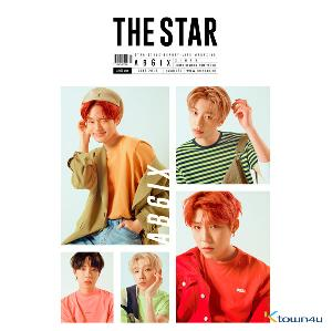 [韓国雑誌] THE STAR 2019.06 B Type (AB6IX)