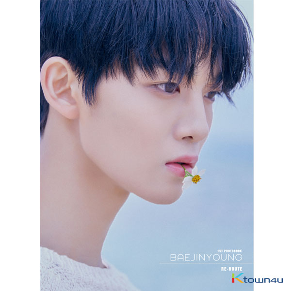 [PHOTOBOOK] Bae Jin Young - 1ST PHOTOBOOK BAEJINYOUNG [RE-ROUTE]