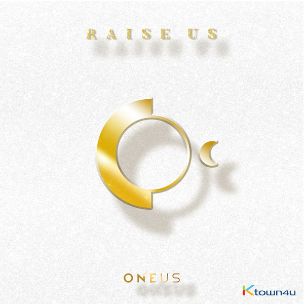 ONEUS - ミニアルバム 2集 [RAISE US] (Twilight Ver.)