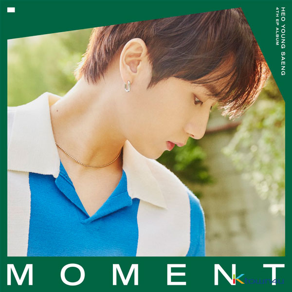 Heo Young Saeng - ミニアルバム 4集 [MOMENT]