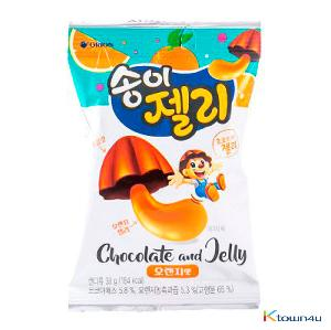 [ORION] Choco bunch Jelly 39g