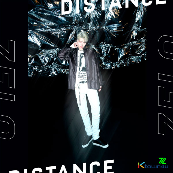 ZELO - ソロアルバム 1集 [DISTANCE] (Normal Edition)