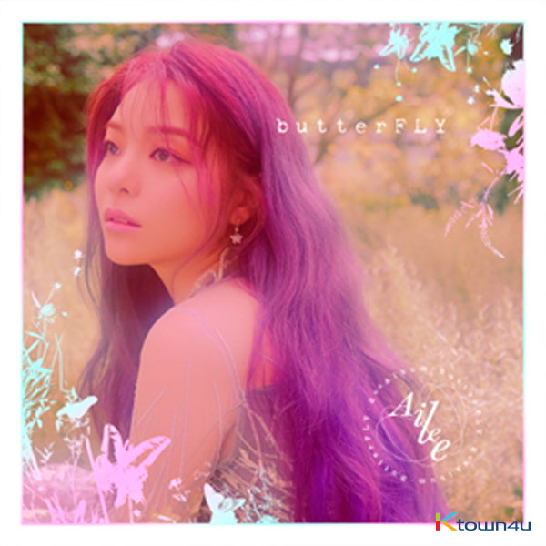 Ailee - 正規アルバム 2集 [butterFLY]