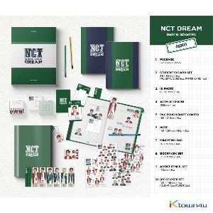 NCT DREAM - 2019 NCT DREAM Back to School Kit (JENO) *Ktown4u Preorder benefit : Big Postcard 115*170mm 1p