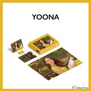 YOONA - Puzzle Package Chapter 2 Limited Edition
