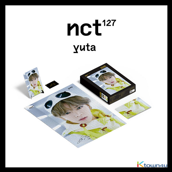 NCT 127 - Puzzle Package Chapter 2 Limited Edition (Yuta Ver.)