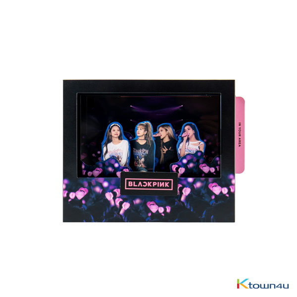 BLACKPINK - POP-UP CARD TYPE 2