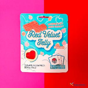 [7-ELEVEN] Red Velvet JELLY 50g*1ea