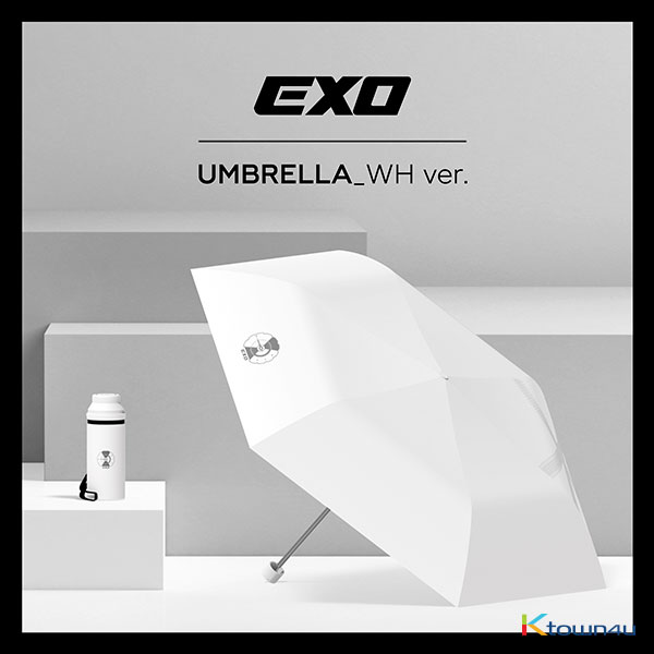 EXO - 5段傘 WH Ver. (Limited Edition)