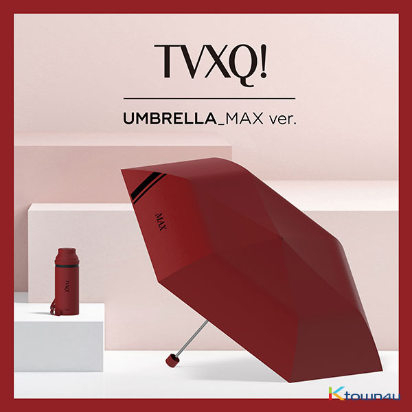 TVXQ! - 5段傘 MAX Ver. (Limited Edition)
