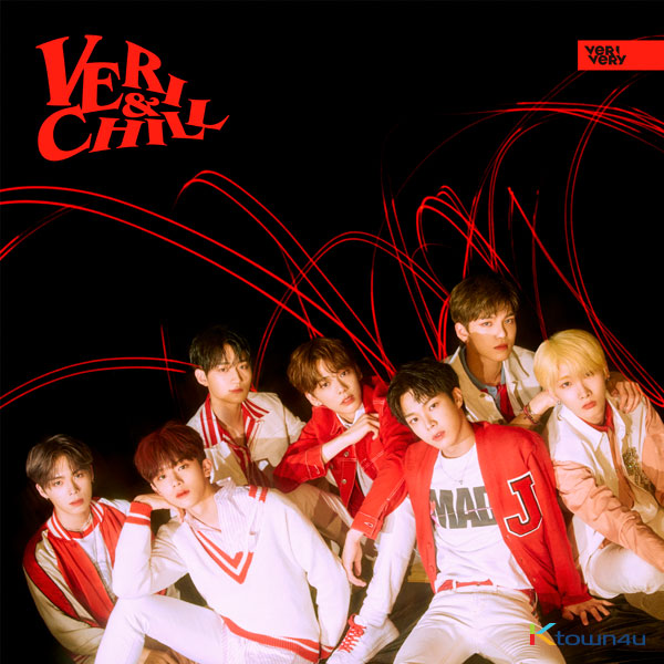 VERIVERY - シングルアルバム 1集 [VERI-CHILL] (OFFICIAL Ver.)