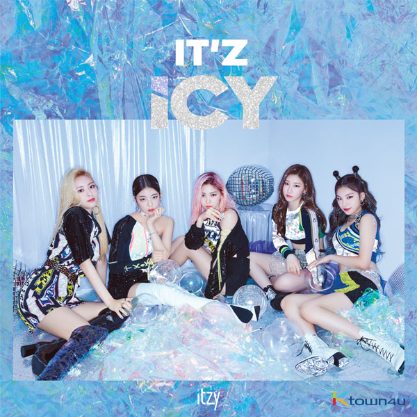 ITZY - アルバム [IT'z ICY] (Random Ver.) (second press)