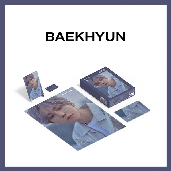 BAEKHYUN - Puzzle Package Chapter 3 Limited Edition