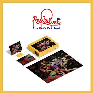 Red Velvet - Puzzle Package Chapter 3 Limited Edition (Group Ver.)