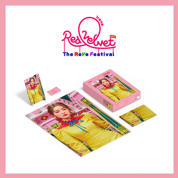 Red Velvet - Puzzle Package Chapter 3 Limited Edition (Irene Ver.)