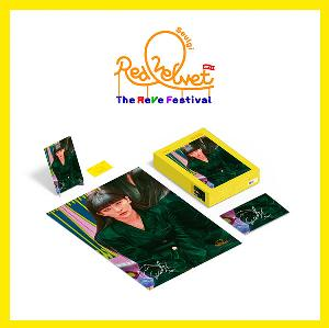 Red Velvet - Puzzle Package Chapter 3 Limited Edition (SeulGi Ver.)