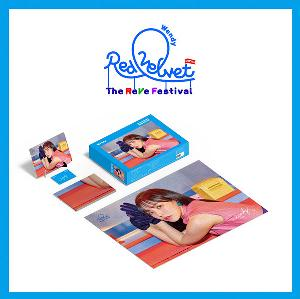 Red Velvet - Puzzle Package Chapter 3 Limited Edition (Wendy Ver.)