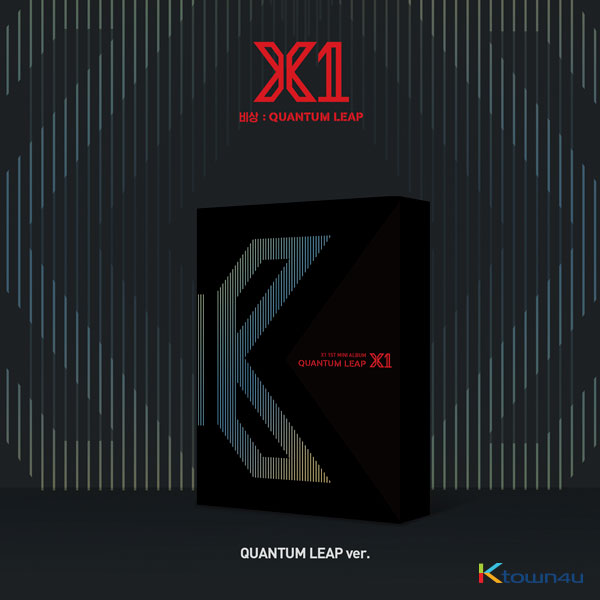 X1 - ミニアルバム 1集 [비상: QUANTUM LEAP] (QUANTUM LEAP Ver.) (second press)