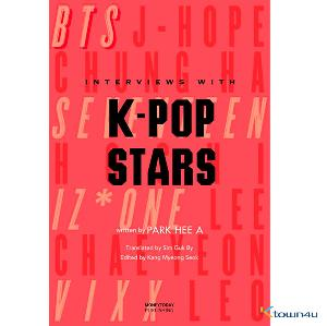 [Magazine] Idol on Stage : IZ*ONE, SEVENTEEN, CHUNG HA, VIXX, BTS (INTERVIEWS WITH K-POP STARS) (English Edition)