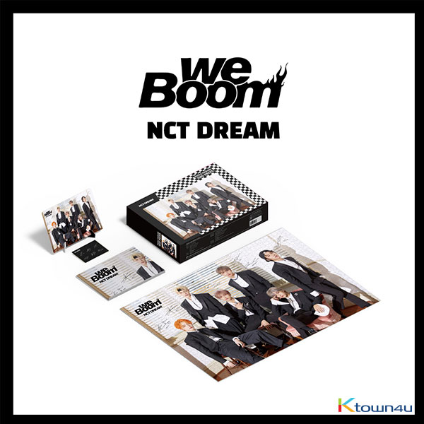 NCT DREAM - Puzzle Package Chapter 4 Limited Edition (Group Ver.)
