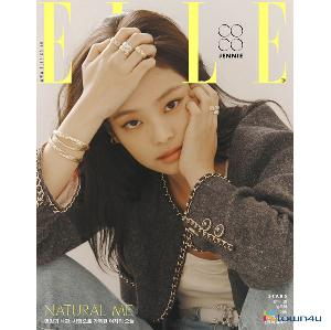 [韓国雑誌] ELLE 2019.10 A Type (BLACKPINK : JENNIE)